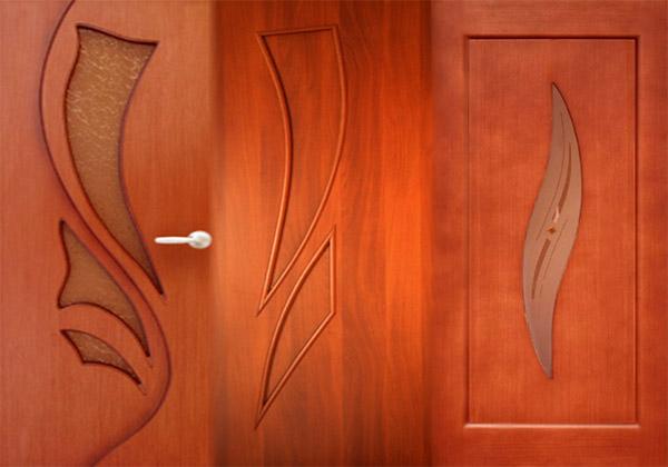 межкомнатные двери красивые