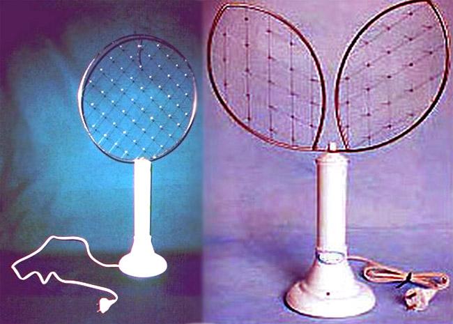 Лампа Чижевского на новый лад.  В 90-е были таки популярны.  Очиститель воздуха ZENET XJ-902 применяет передовые...