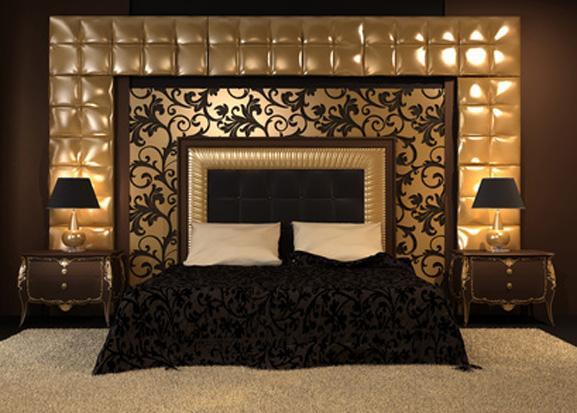 Красивые двуспальные кровати 260