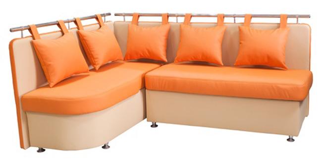 угловой кухонный диван фото
