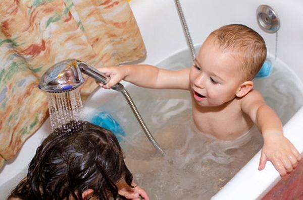 Дизайн ванных с душем