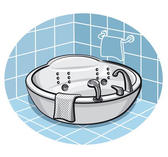 Круглые гидромассажные ванны фото купл.Fotolia