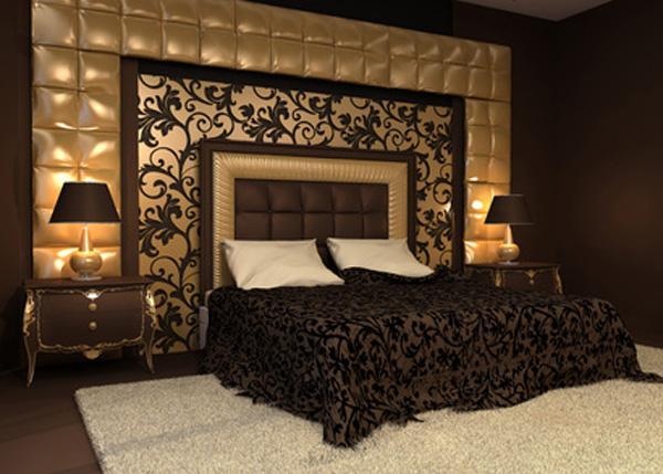 настольные лампы для спальни фото